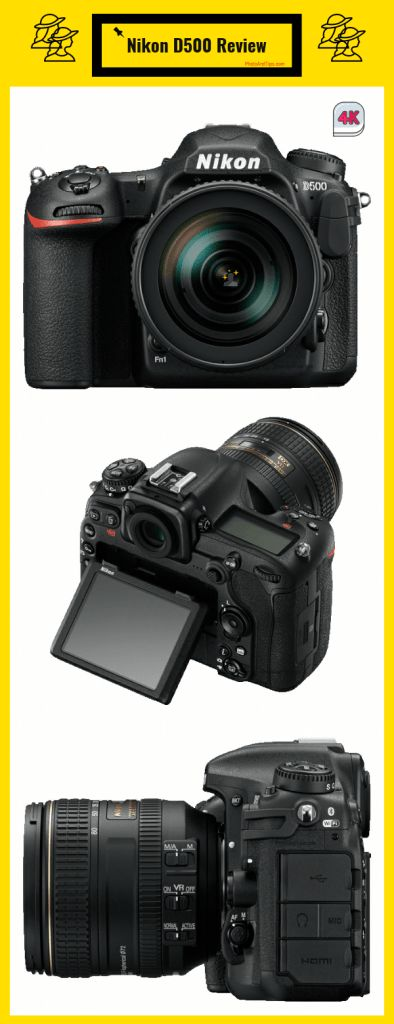Nikon D500  Board