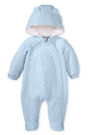 quilted pramsuit x