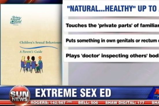Prince Edward Island sex guide promotes pedophilia :: Prophecy Dude
