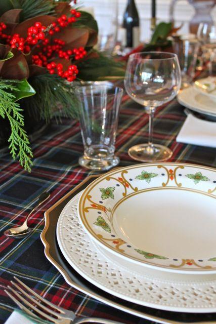 Holiday, Christmas, Tartan,