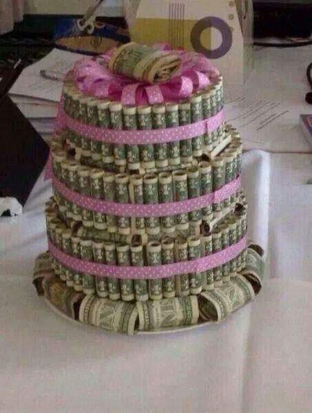 Bachelorette party cake. Lol.