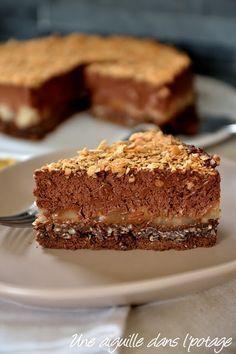 Gâteau crousti-fonda