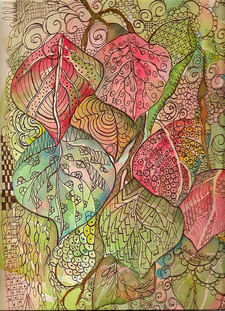 Dangling Doodles by jjlcooterpie, via Flickr