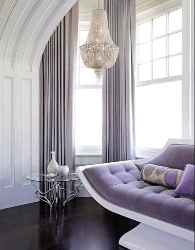 Violet and chic pied a terre