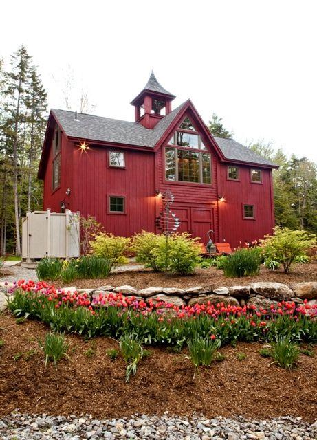Carriage House - Yankee Barn Homes