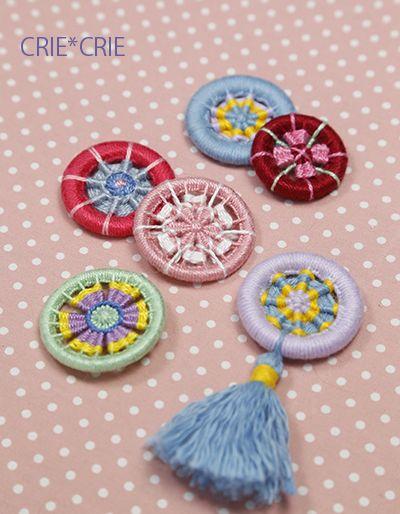 dorset buttons criec