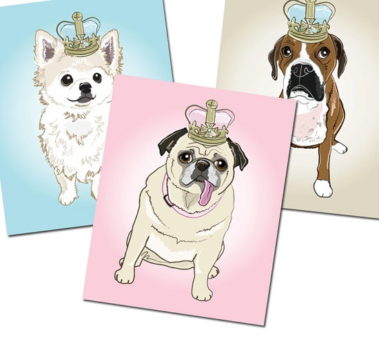 Custom Pet Portrait!!! $28.00