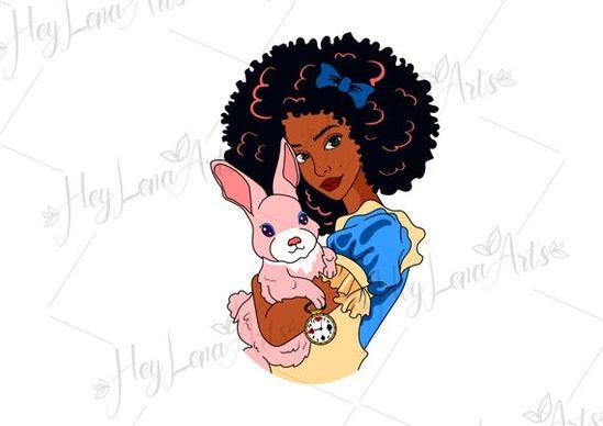 Sharla & Sable - Alice in Wonderland Experience  Board