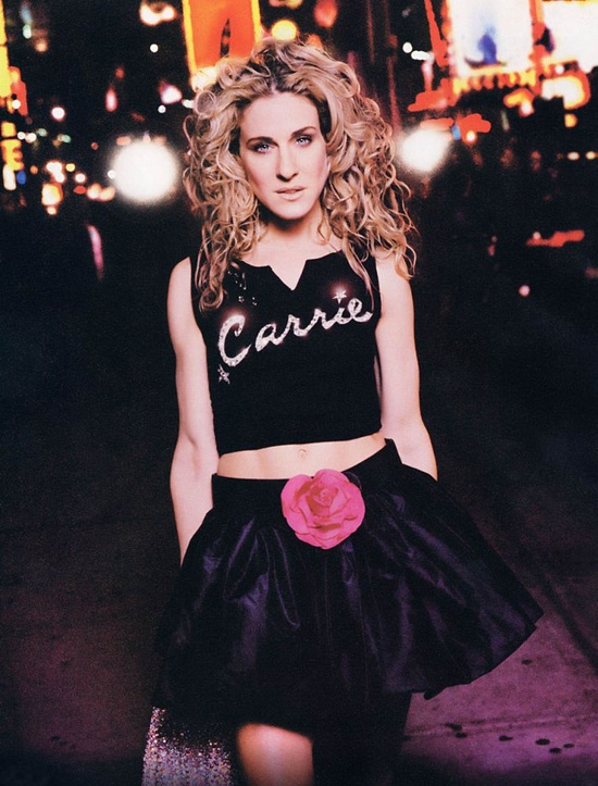 Carrie - Sex in the City