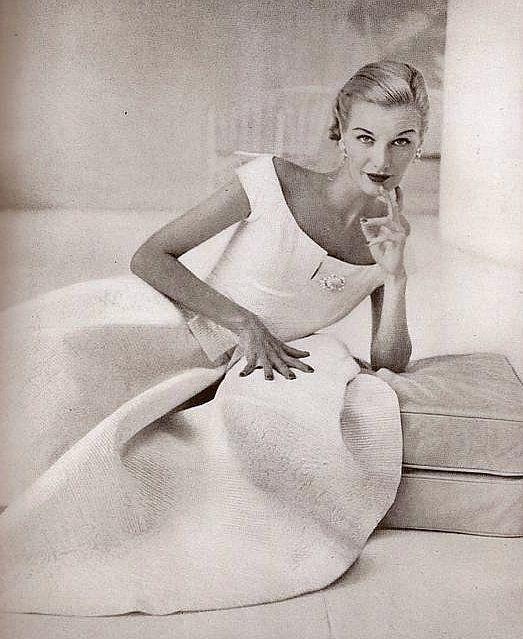 Sunny Harnett, Vogue Dec. 1951