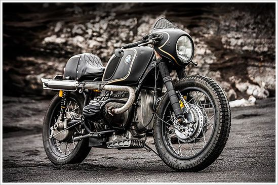 '80 BMW R100RT - Russell Mechanica - Pipeburn - Purveyors of Classic Motorcycles, Cafe Racers & Custom motorbikes