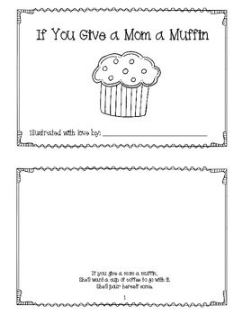 Mothers Day Gift ideas: If You GIve a Mom a Muffin updated