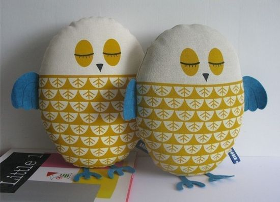 Can one have too many owls?