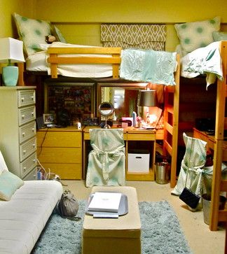 Dorm Room Design Ideas, Pictures, Remodel, and Decor