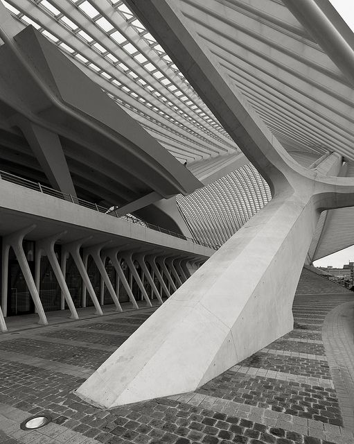 Gare Liège by schromann