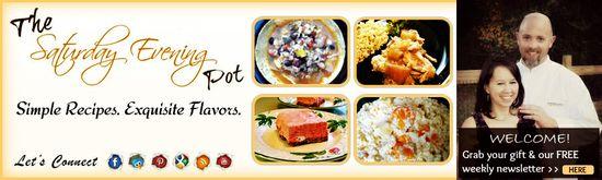 The Saturday Evening Pot — Main Dish Recipes