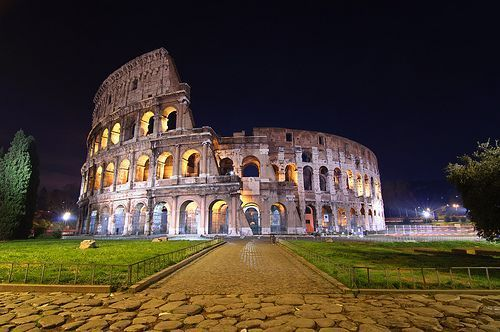 Colosseum - The Jewel of Roman #architecture #decoracao de casas #interior design office