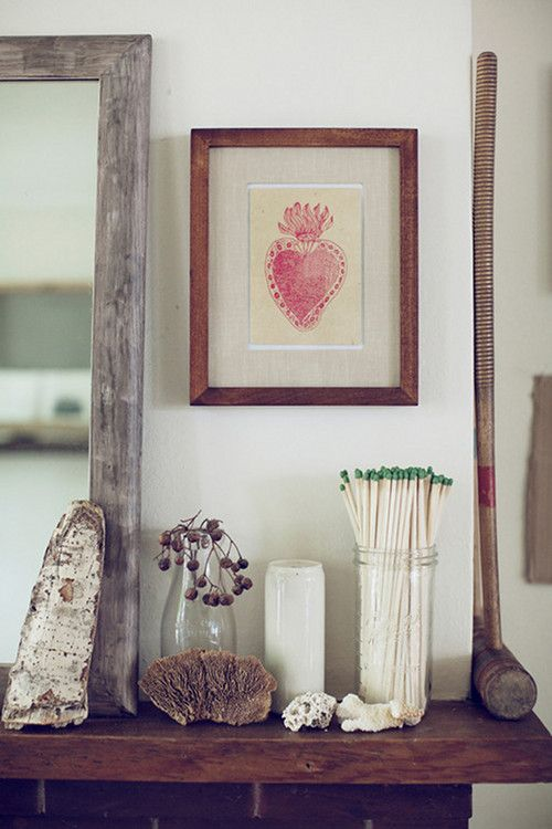 julie pointer's home, via design sponge // this entire home is so inspiring.