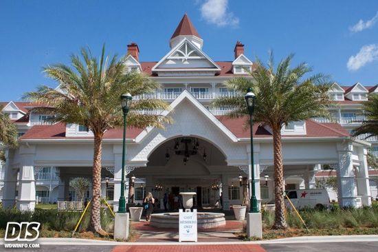 A look at the Villas at Disney's Grand Floridian Resort and Spa ~~ DIS