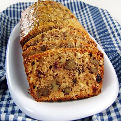 Maple Walnut and Fig Bread
