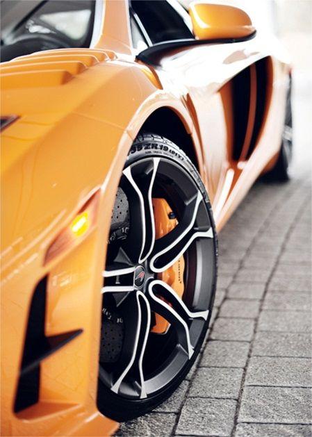 #McLaren #cars #automotive #design #detail #photography #style #orange