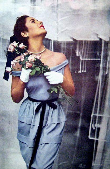 Elizabeth Taylor by Richard Avedon