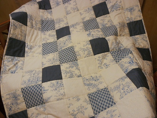 toile handmade quilts - Google Search