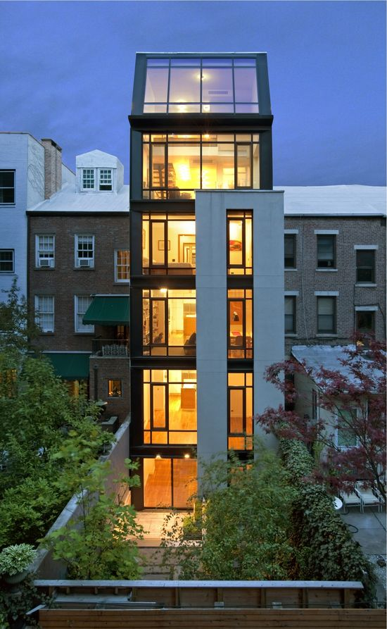 15th Street townhouse