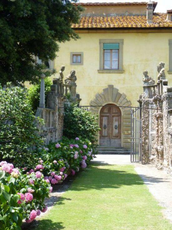 Villa Gamberaia, Verano 2010 Italia
