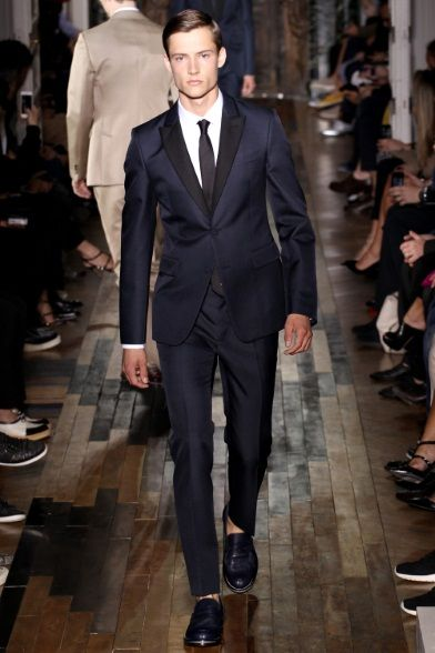 Valentino - Men Fashion Spring Summer 2014