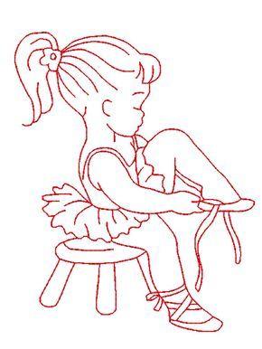 Imagen bailarina