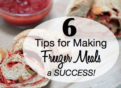 Freezer meals are an excellent way to save money, reduce waste and stretch staple items farther in your kitchen.  These tips will help to make freezer cooking working for you!
