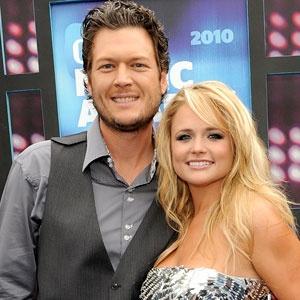 Favorite couple alert!!!! Blake Shelton & Miranda Lambert