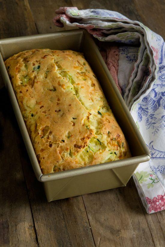 Savory Gluten Free Zucchini Bread