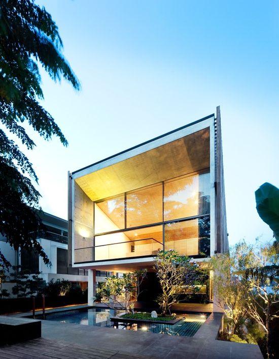 Sentosa House, Singapore by Nicholas Burns