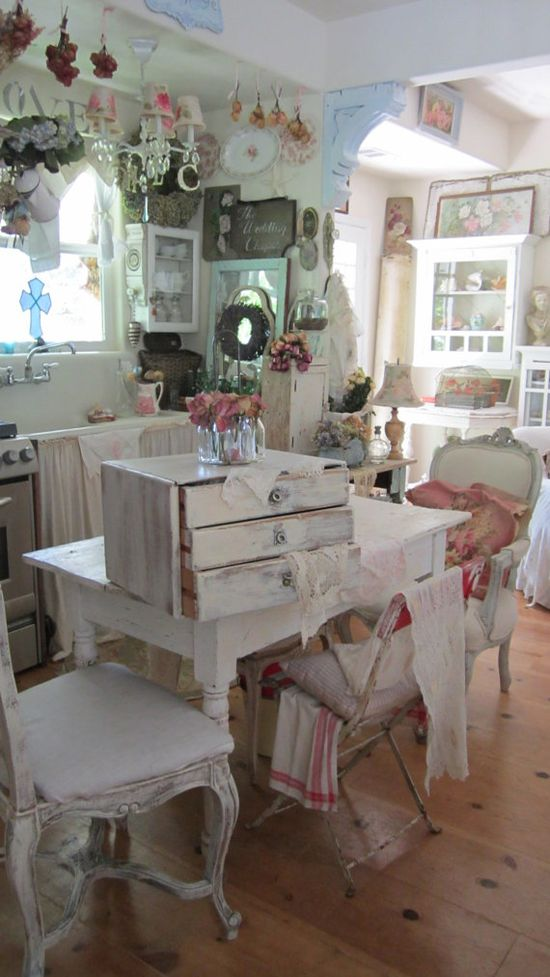 shabby chic mess