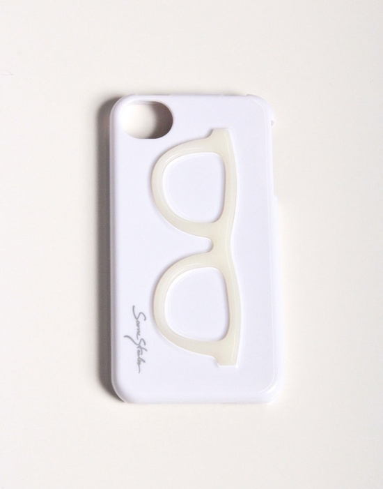 Glasses iPhone 4/4s Case