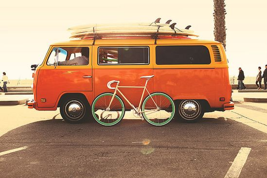 State Bicycle Co. by Tim Navis, via Flickr. Love love love.