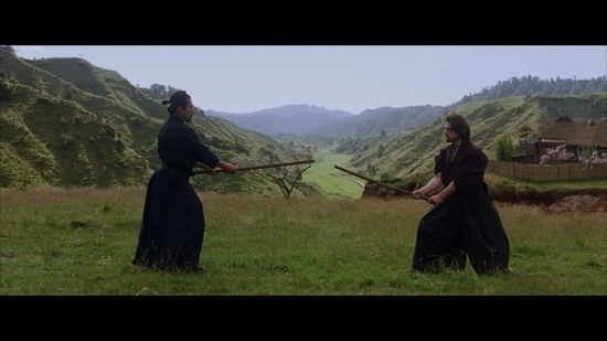The Last Samurai (2003) - Directed by Edward Zwick, and shot by John Toll