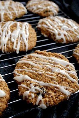 broma bakery: Maple oatmeal raisin cookies!