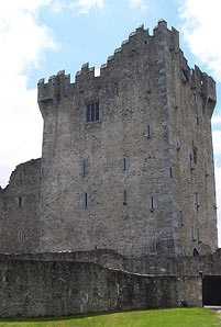 Ross Castle (Ireland, County Kerry)