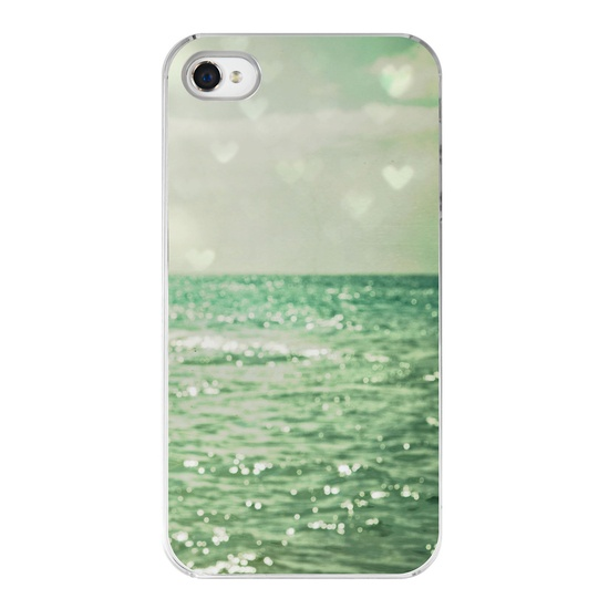 hipster iphone 4 4s case Sea of Happiness summer by joystclaire