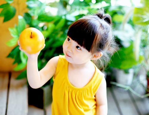 love bang!! love orange !! love kids