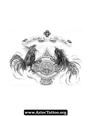 Tattoo Patterns Of Aztec 07 - aztectattoo.org/...