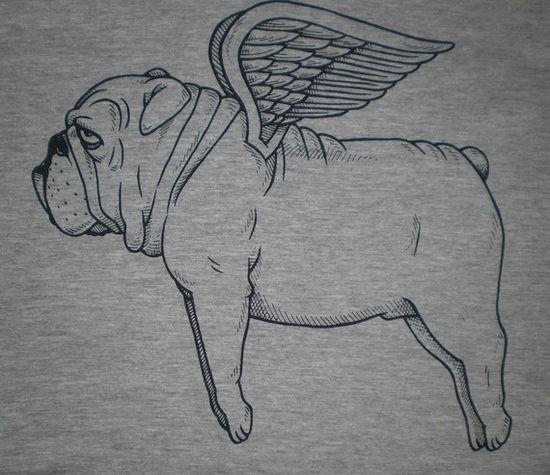 Bulldog Angel !