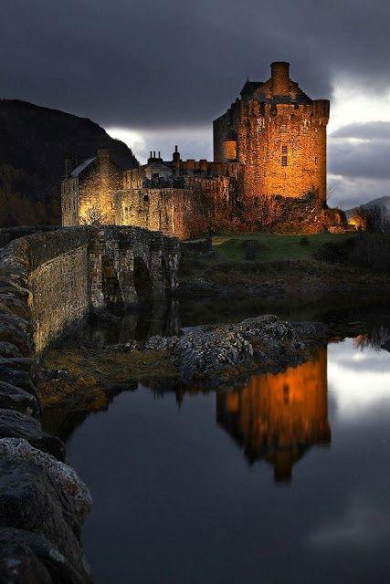 Eilean Donan Castle,Scotland