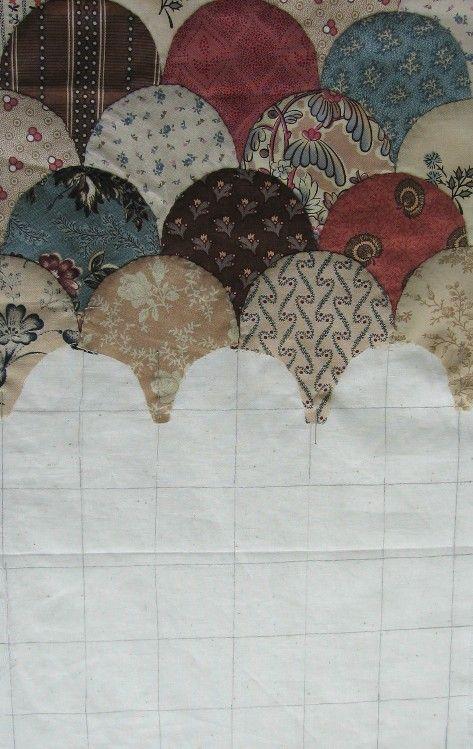 Les «Old Fashioned Sunbonnets» de Betty Alderman dont je vous parlais ICI, voici maintenant les mois de Novembre et Décembre Happy Thanksgiving! Et puis des coquillages, be…