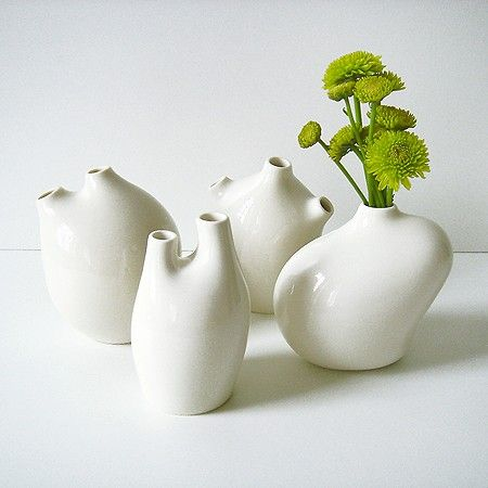 Anatomical Vases // $100 for the set.