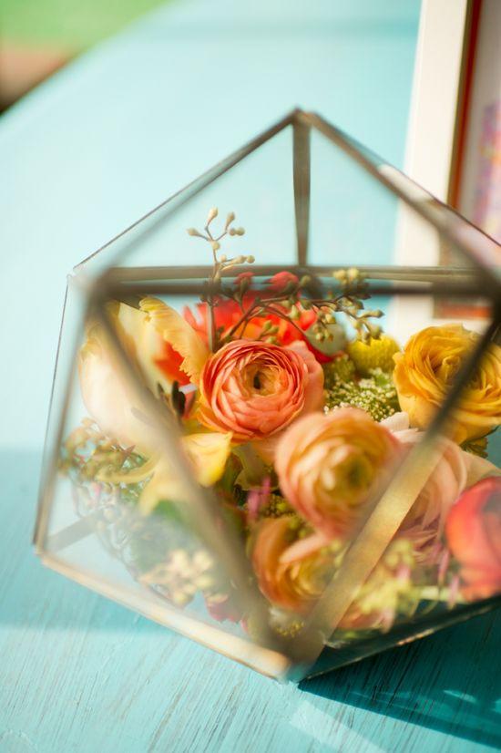 Honeycomb Wedding Ideas {Eclectic}