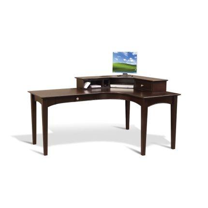 """Aspen """"e2"""" Collection 3-piece Desk"""